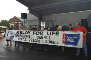 Relay for Life of Brownsburg: Nonprofit Social Media, PR