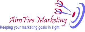 AimFire Marketing Logo - Circa 2005